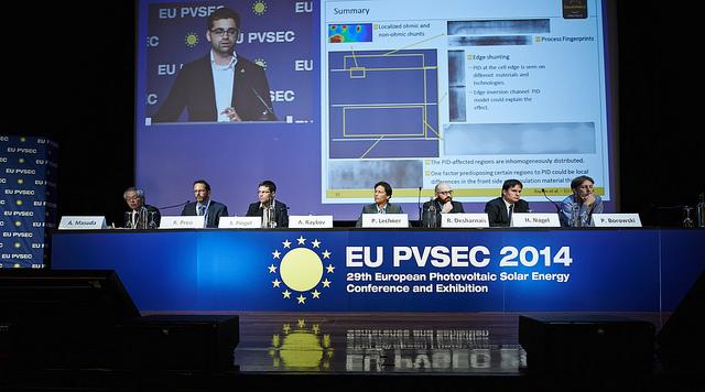 conference EU PVSEC 2014