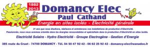 CDV - DomancyElec - Paul Cathand